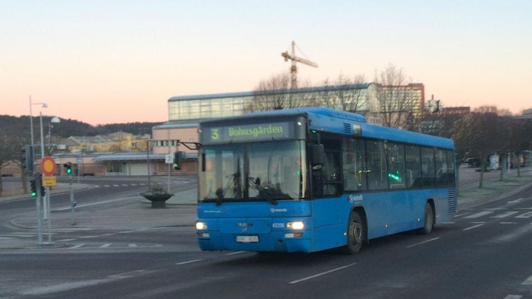 Bild på buss.