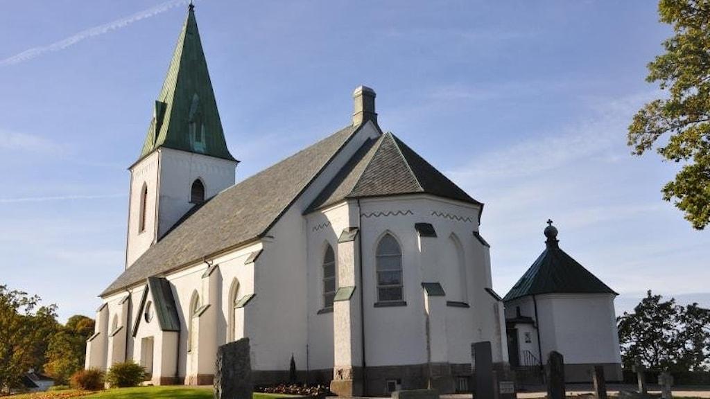 Ljungs kyrka.