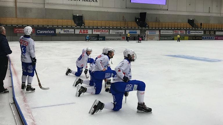 IFK Vänersborg värmer upp i Sandviken