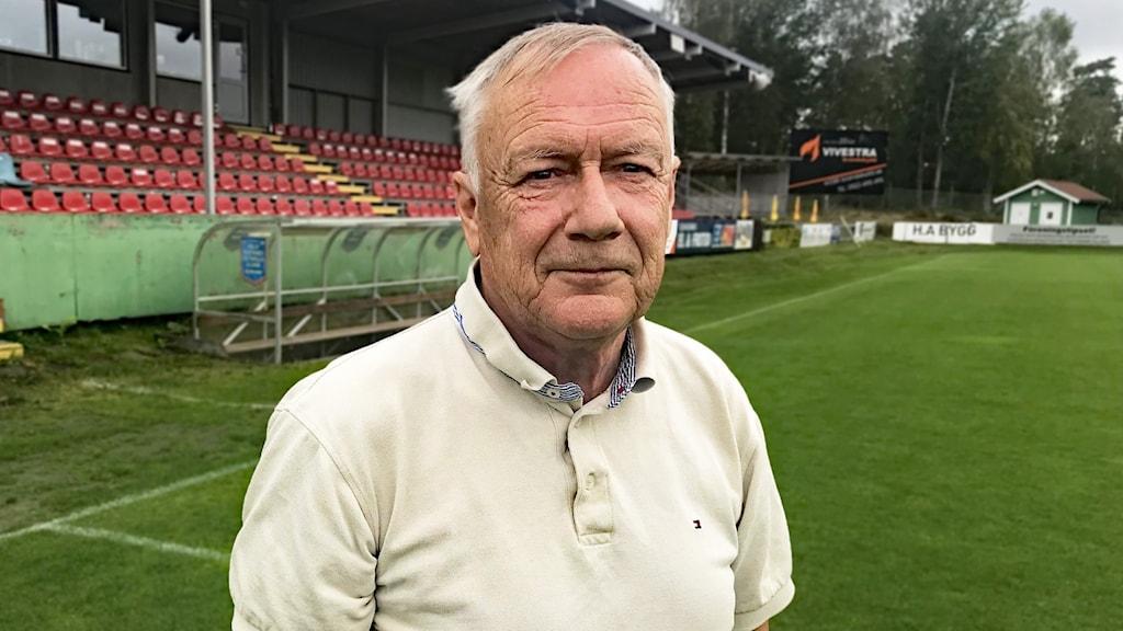 Erland Holmdahl, LSK:s ordförande.
