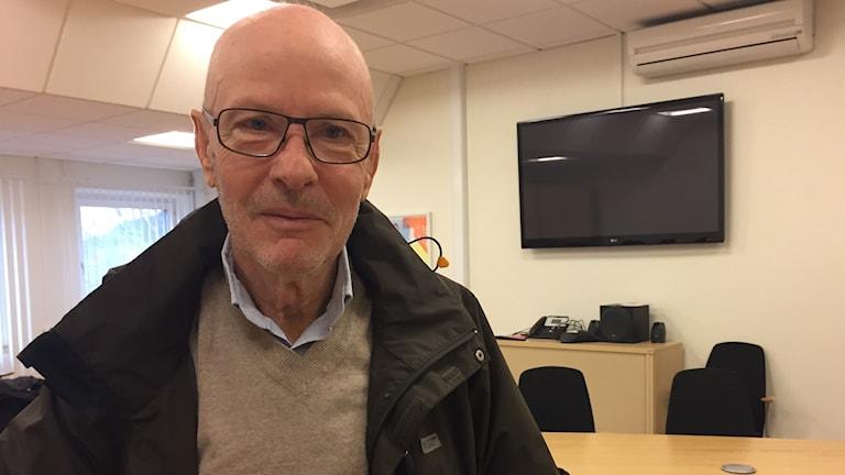 Tommy Johansson, kommunalråd i Mellerud