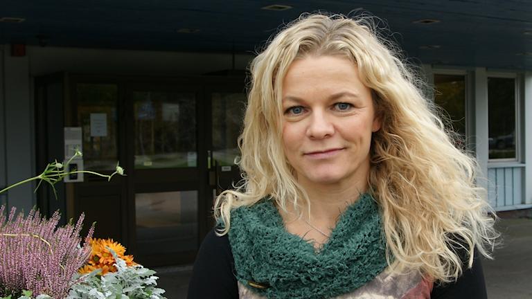 Malin Krantz, Socialchef Socialtjänsten