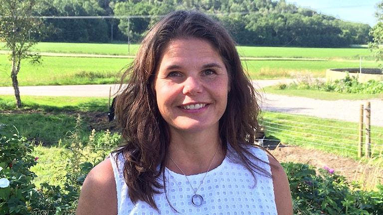 Sofia Karlsson, lokal ordförande för LRF.