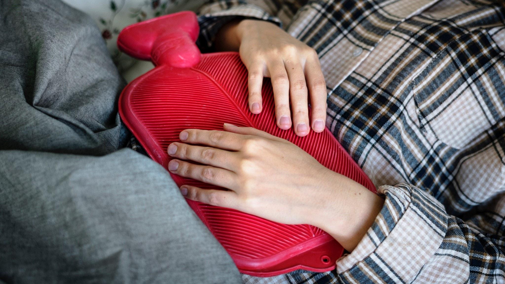 Endometrios kan orsaka svåra smärtor