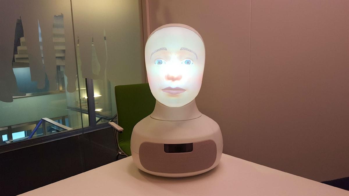 Rekryterongsrobot