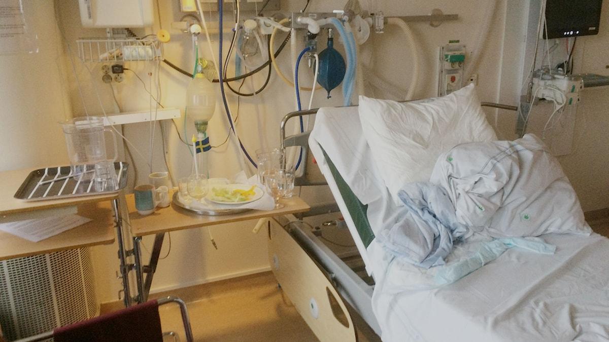 Förlossningsrum i SöS