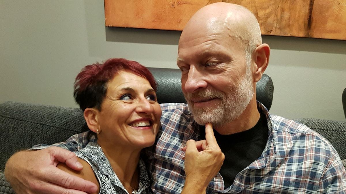 Graciela och Stefan