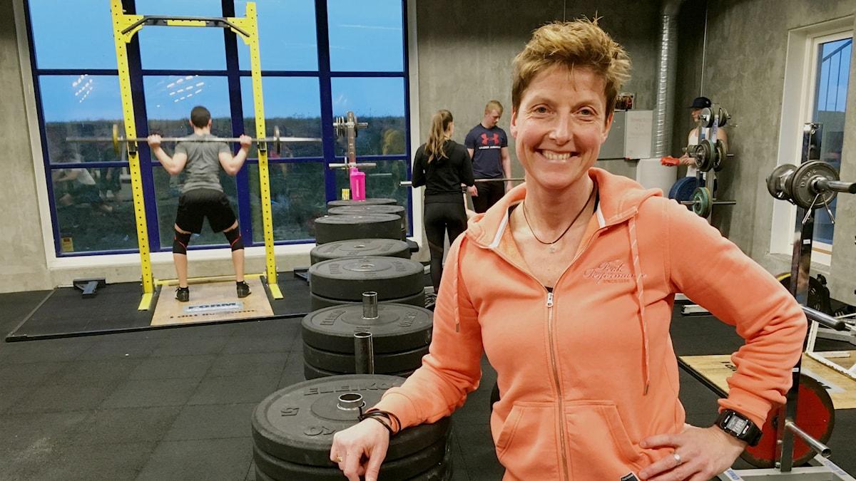 Lisa Kaptein, personlig tränare