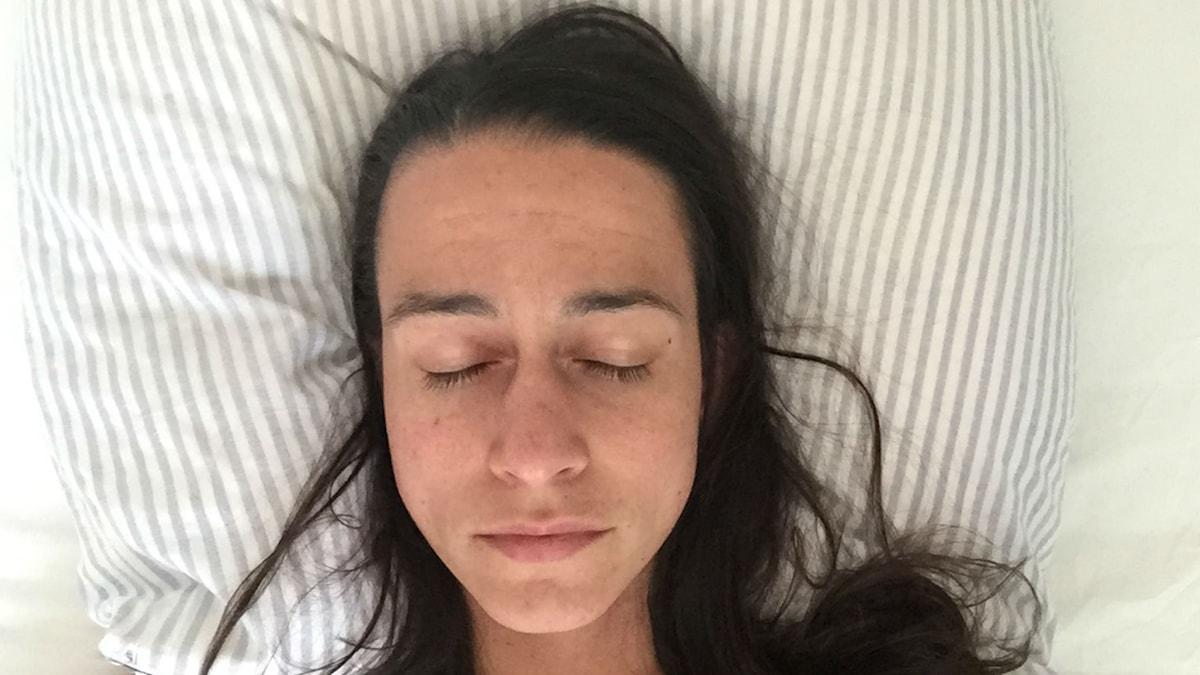 Reporter Idji Maciel har provat på att klardrömma.