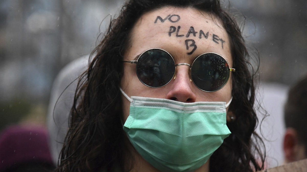 Klimataktivist