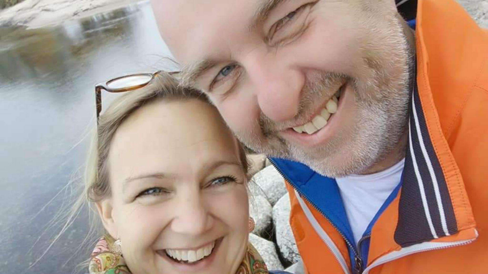 Ellen och hennes man Anders