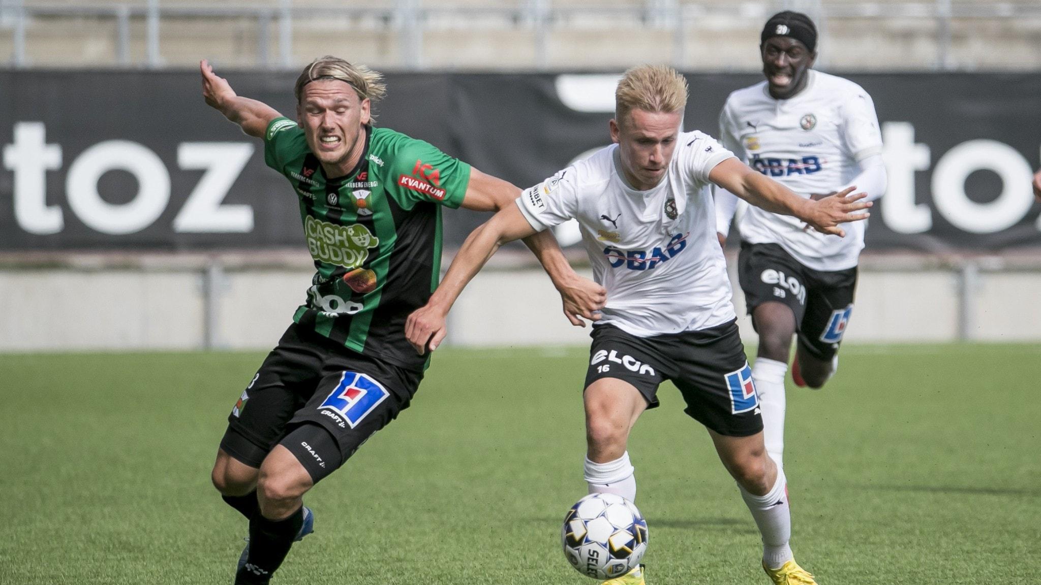 Direkt: Varbergs BoIS möter Mjällby på hemmaplan