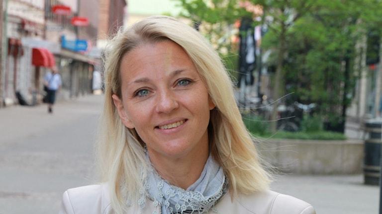 Elin Petersson, som är affärsutvecklare, ger sina bästa företagartips.