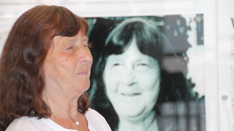 I OS i Toronto 1976 vann Ann-Britt Carlsson guld i längdhopp.