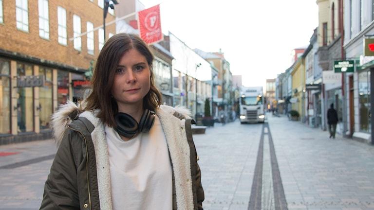 Sofie Tedenstad-Svebring.
