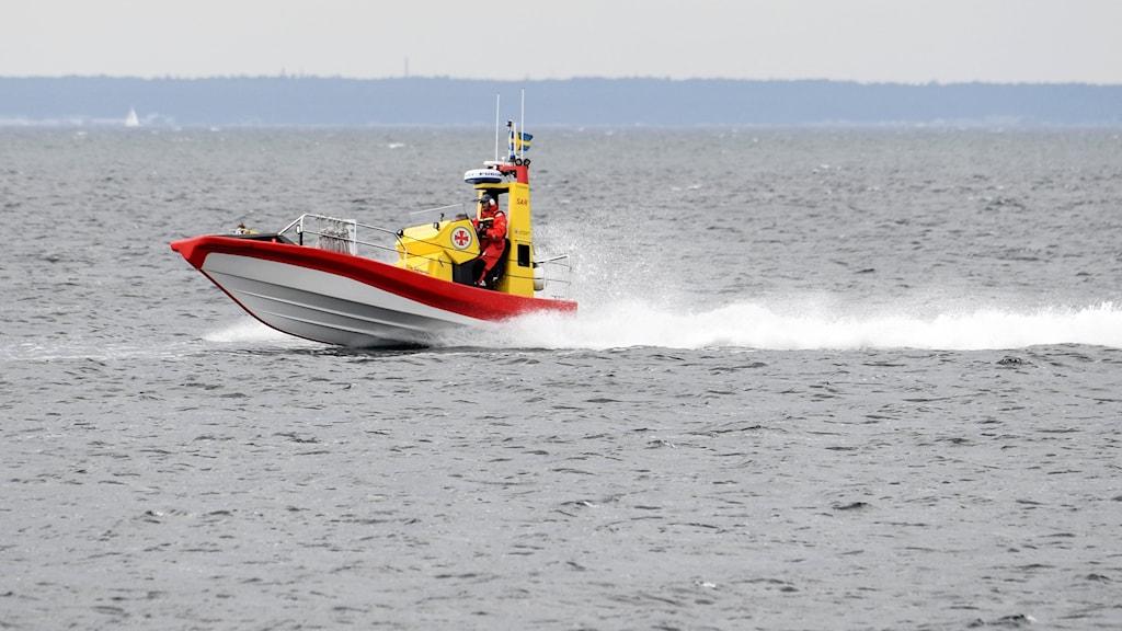 Sjöräddningsbåt