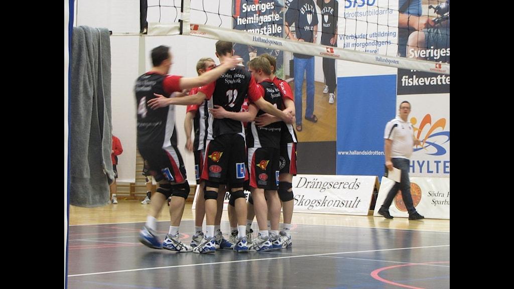 Hylte Volley, arkivbild.