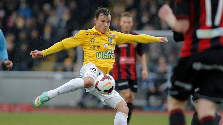 Anton Wede, som tidigare spelat för FFF, återvänder nu till klubben.