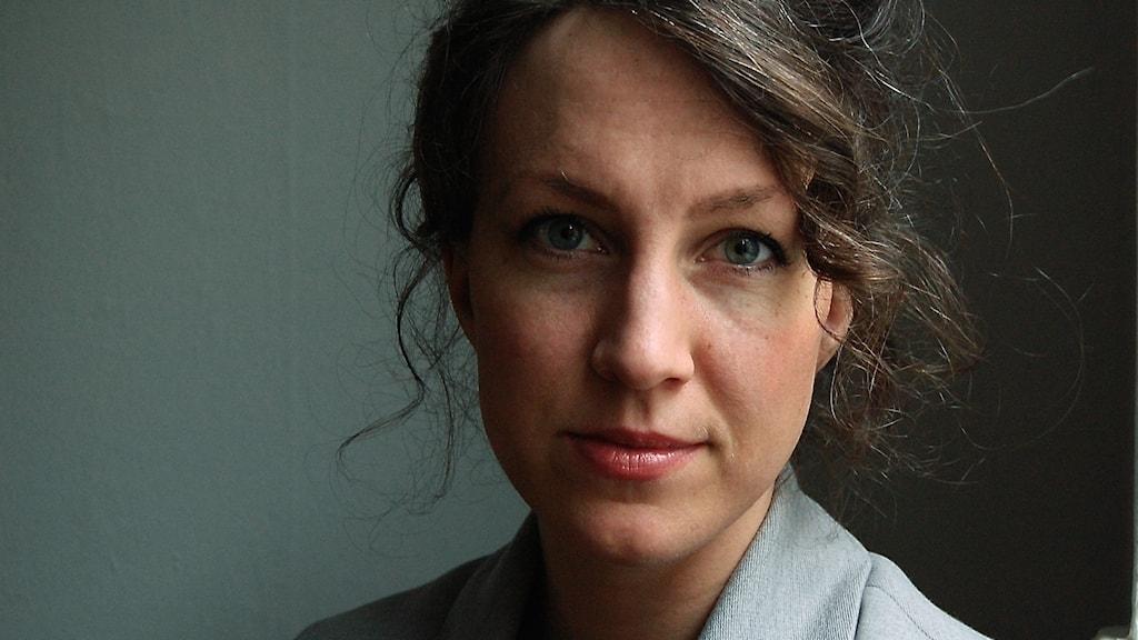 Halmstadregissören Emelie Lindblom.