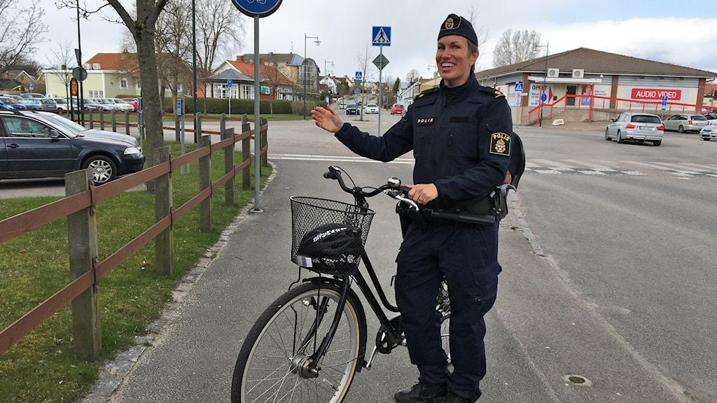polisen falkenberg