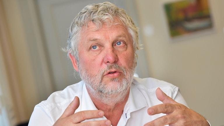 Digitaliseringsminister Peter Eriksson