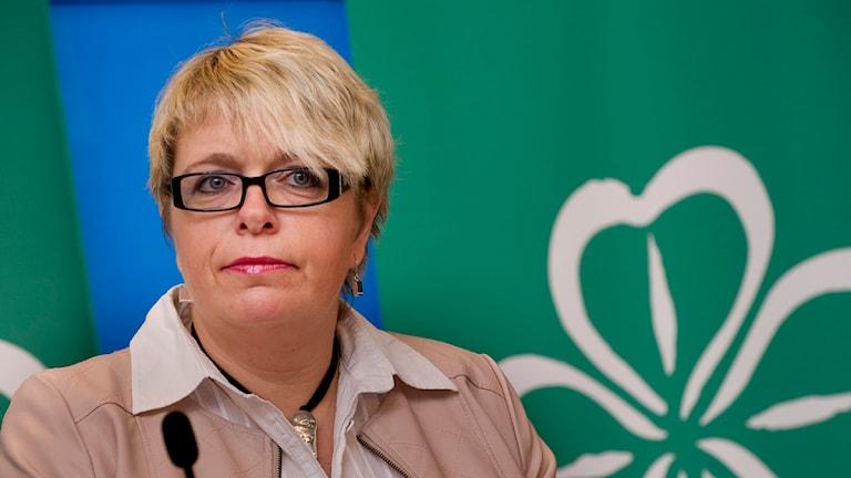 Marie-Louise Wernersson, kommunråd Falkenberg. Foto: Jonas Ekströmer/Scanpix