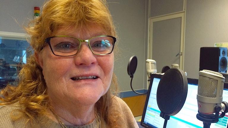 Susanne Andersson blev diagnostiserad med lungcancer.
