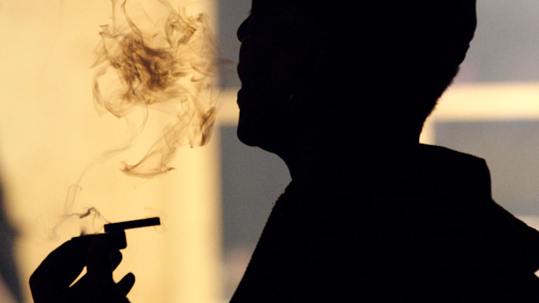 Den typiske smugglaren är en ung gille som har köpt en mindre mängd cannabis i Christiania i Köpenhamn. Foto: Scanpix
