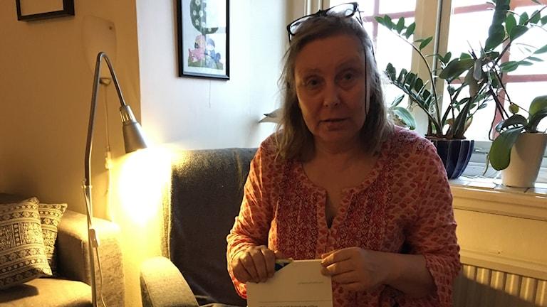 Berit Prack är forskare inom hälsa och livsstil inriktning handikappvetenskap,vid Högskolan i Halmstad. Hon är aktuell med sin nya forskning - kvinnor med kroniskt nedsatt funktionsförmåga. Som visar att kvinnor är mycket benägna leva vidare efter att ha blivit drabbade av kroniskt nedsatt funktionsförmåga i vuxen ålder.
