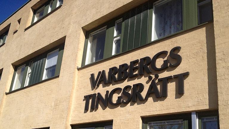Varbergs tingsrätt.