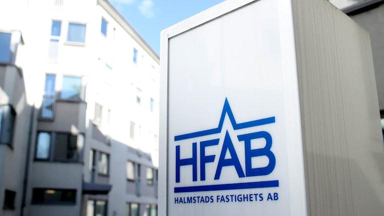 Halmstad fastighets bolag HFAB Foto: Sara Hector/Sveriges Radio