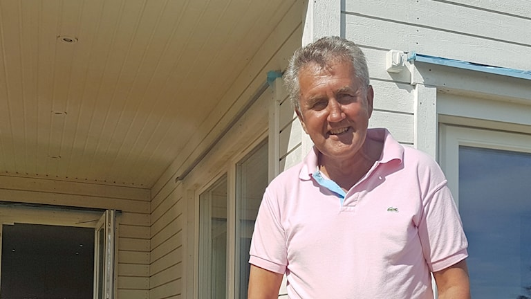 Gert Karlsson, som numera är pensionär, har hyllats för att han var en så bra lärare.