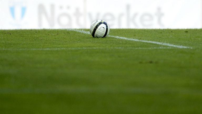 Fotboll. Foto: Pontus Lundahl/Scanpix.