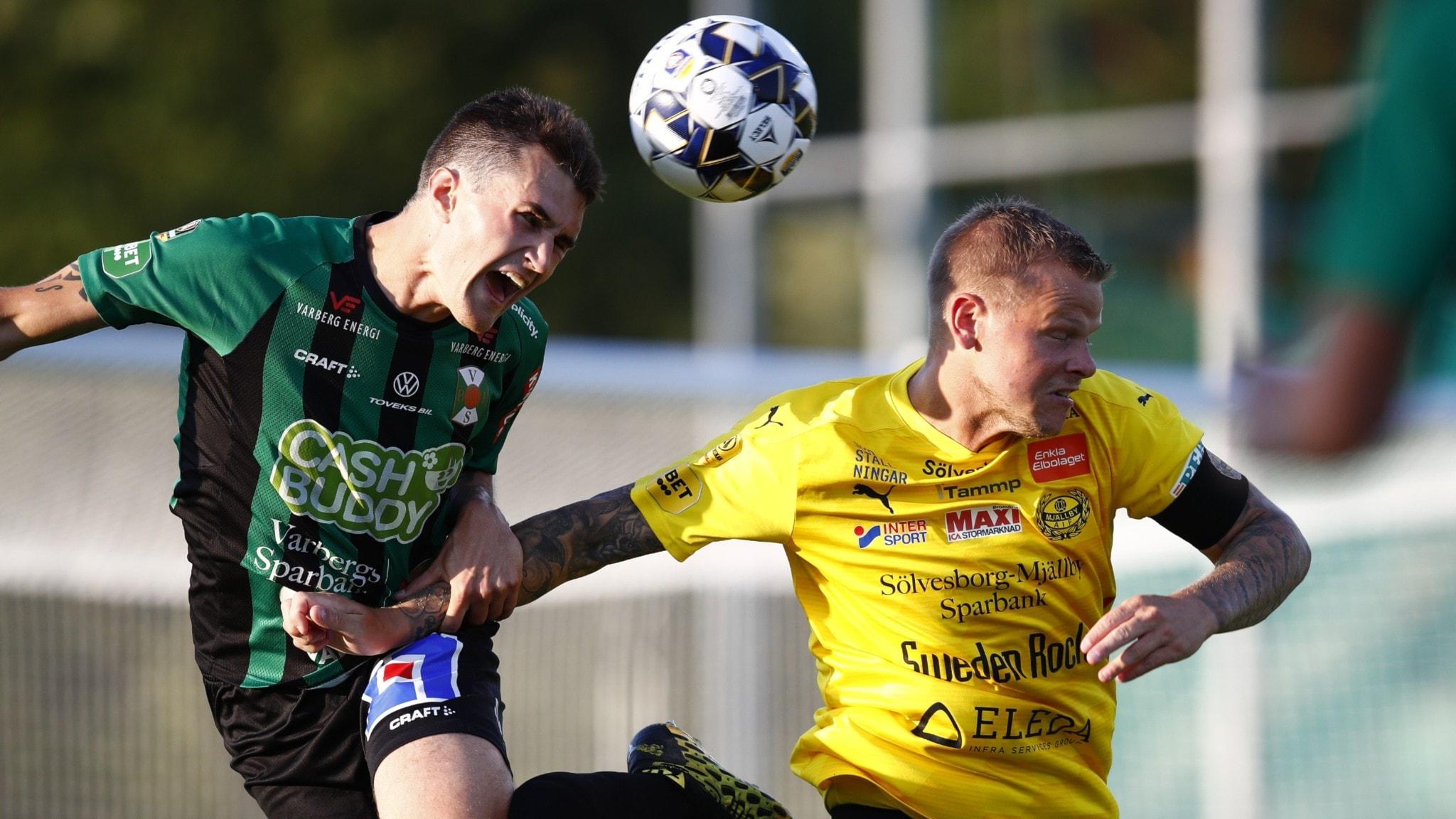 Direkt: Varbergs BoIS tar emot AIK på hemmaplan