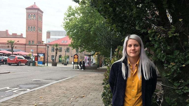 Emma Knyckare i Halmstad.
