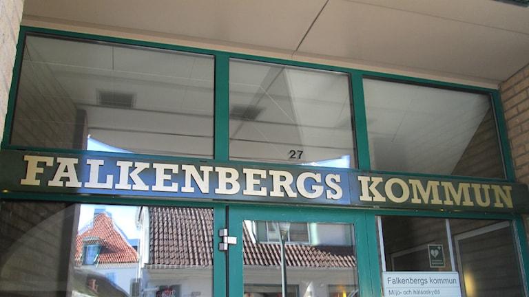 Falkenbergs kommun. Foto: Jennie Persson/Sveriges Radio.