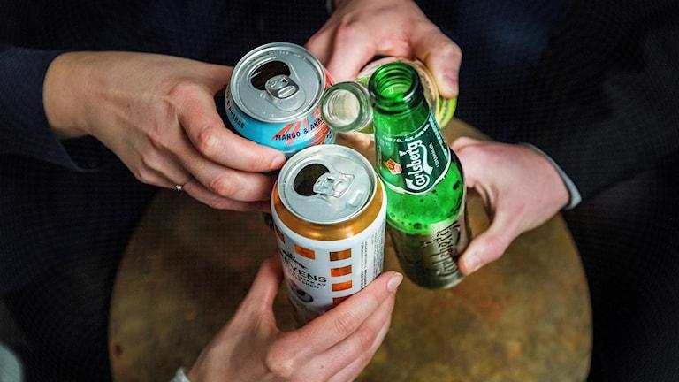 Arkivbild, alkohol.