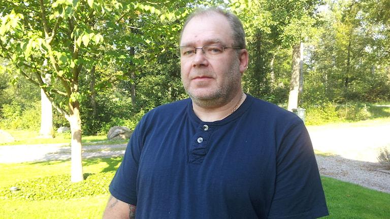 Tore Egerdahl (SD) från Halmstad