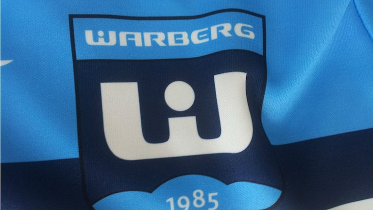 Logga Warbergs IC. Foto: Patric Ljunggren/Sveriges Radio