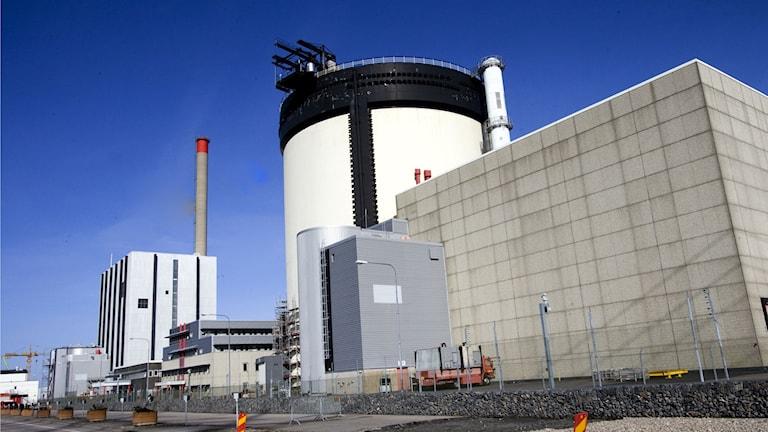 Ringhals kärnkraftverk. foto: Björn Larsson Rosvall/TT Bild