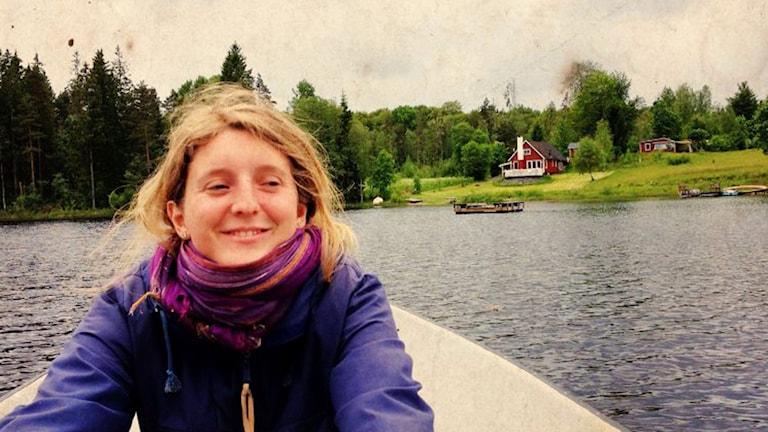 Miljöstrateg Jessica Johansson. Foto: Privat