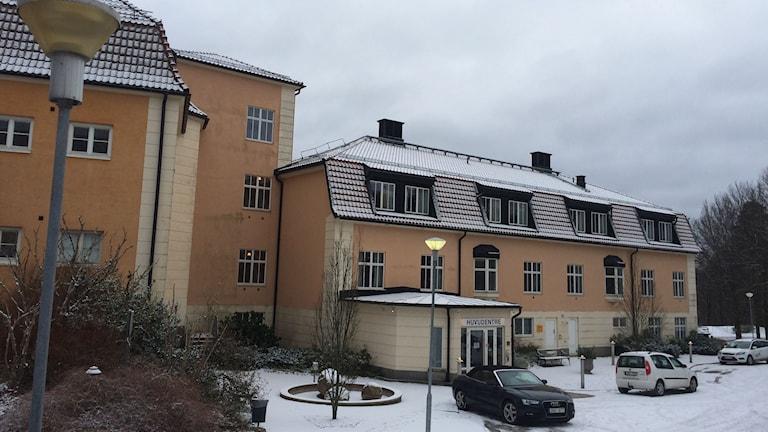 Spenhults sjukhus. Foto: Mattias Bolin/Sveriges Radio
