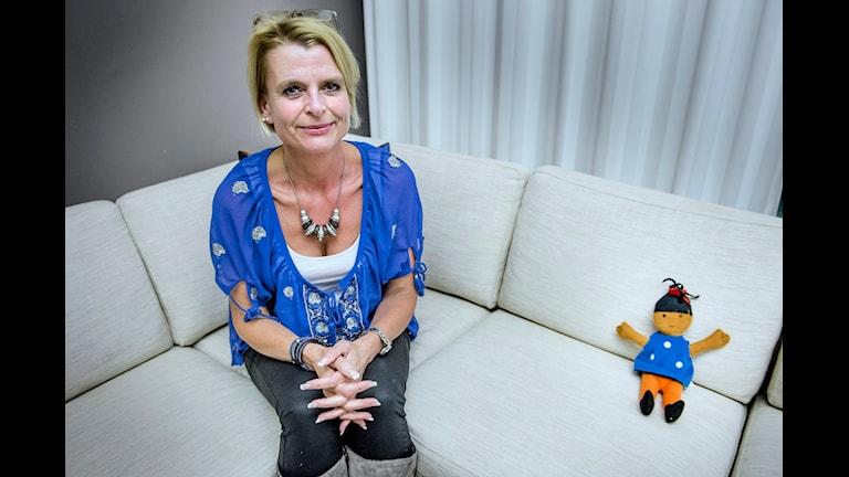 STOCKHOLM 2014-11-12 Åsa Regnér (S), barn-, äldre- och jämställdhetsminister Foto: Tomas Oneborg / SvD / TT