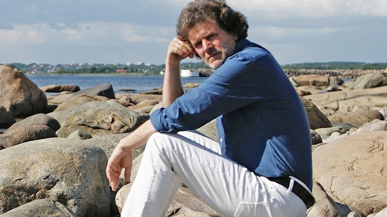 Calle Carlsson tävlar i Svensktoppen nästa. Foto Privat