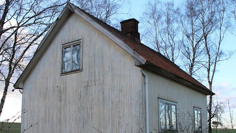 Ödehuset i Falkenberg