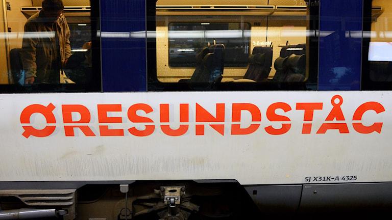 Öresundståg. Foto: Johan Nilsson/TT.
