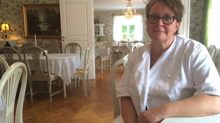 Paula Engström driver Mammas i Landeryd