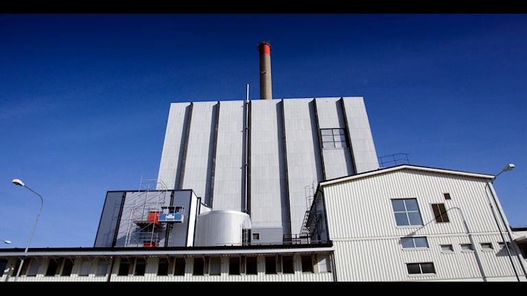 Ringhals kärnkraftverk. Foto Björn Larsson Rosvall/TT.