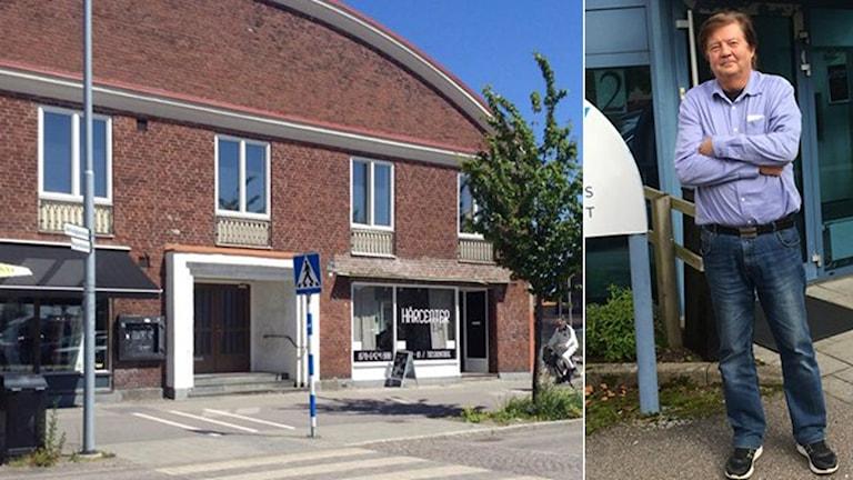 Studieförbundet NBV har haft ett samarbete med moskén i ungefär två år. Foto: Muhamed Ferhatovic/Sveriges Radio.