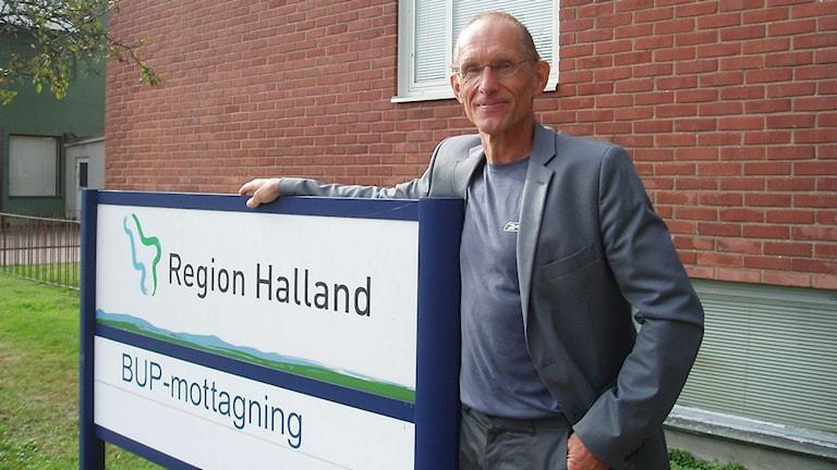 Håkan Jarbin är med och tar fram rekommendationer för neuroleptika.